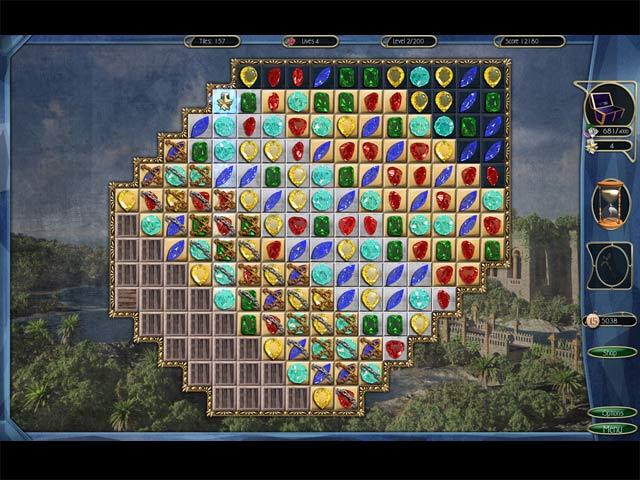 لعبة الجواهر