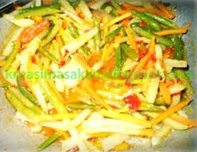 RESEP ACAR TIMUN KUNING MATANG TANPA CUKA | Resep Masakan Kreatif™