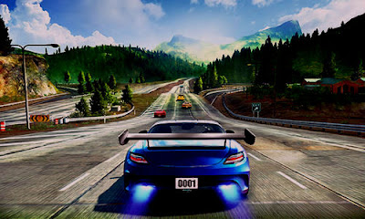 Street Racing 3D Game Features