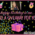 My birthday giveaway: answer and win!!