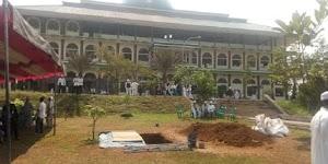 Ustadz Arifin Ilham Ingin Dimakamkan di Dekat Pohon Kedondong