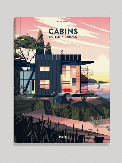 Cruschiform Cabins H 252 Tten Cabanes Taschen