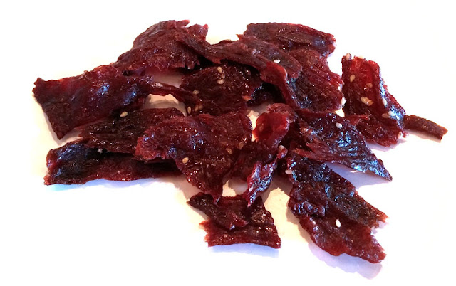 laotian dried beef