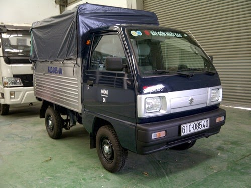 mua xe tải Suzuki ở đâu ảnh số 9