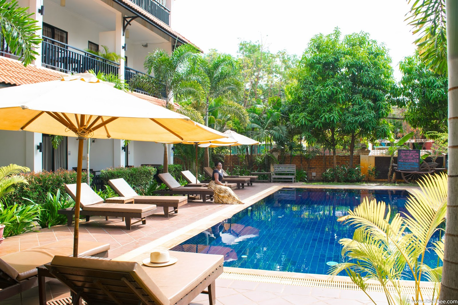Cambodia | Where To Stay In Siem Reap near pubstreet