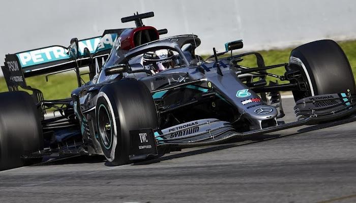 F1 2020 - Todos los coches