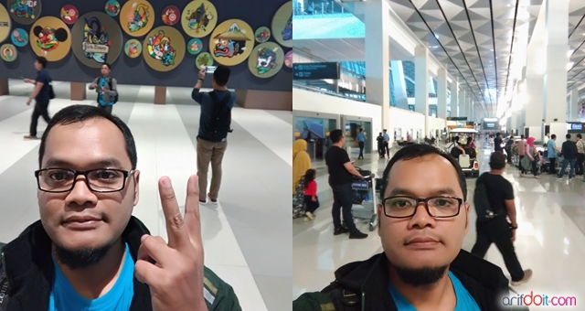 Tiba di Bandara Soekarno Hatta Yang Semakin Keren