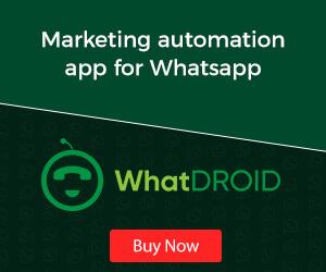 Whatsapp marketing automation tool