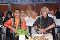 Wakil Walikota Bima Hadiri Gebyar Pesta Wirausaha Bima