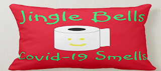 Funny Christmas Pillows