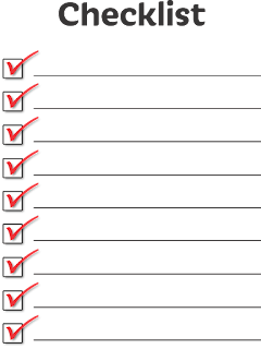Η δική μου λίστα για το μαιευτήριο