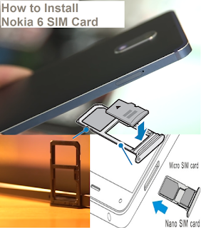 Nokia 6 Dual SIM Settings