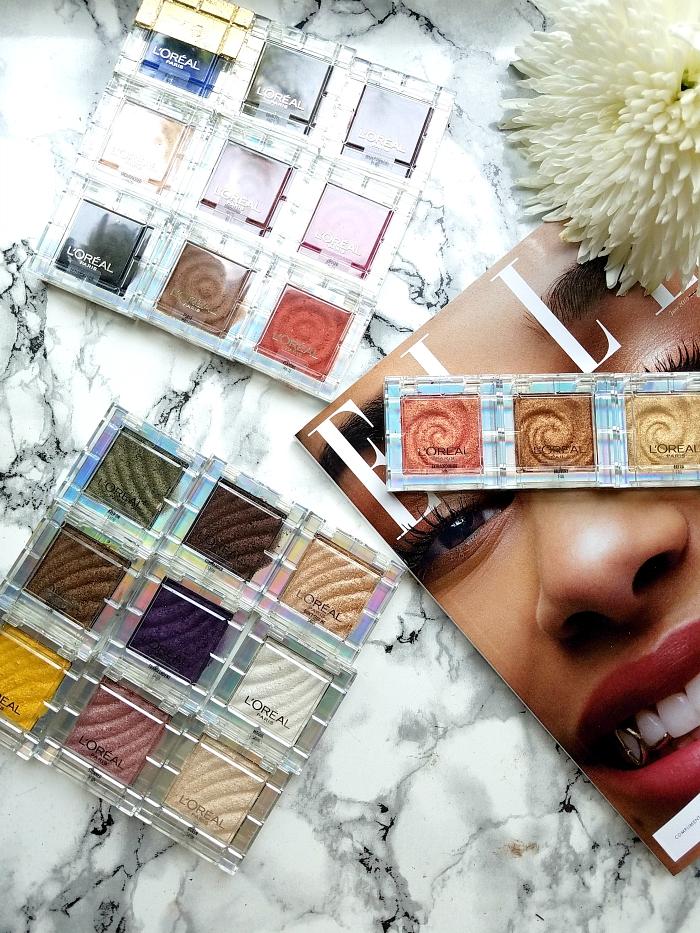 L´Oréal Paris - Color Queen Oil Mono Eyeshadow - Review & Swatches