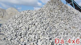 cung cấp đá 4x6 xây nhà tại ninh thuận