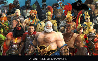 Download Gods of Rome v1.2.0l Mod Apk