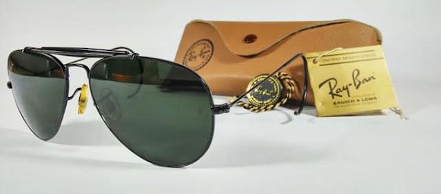Kacamata Rayban Aviator Original