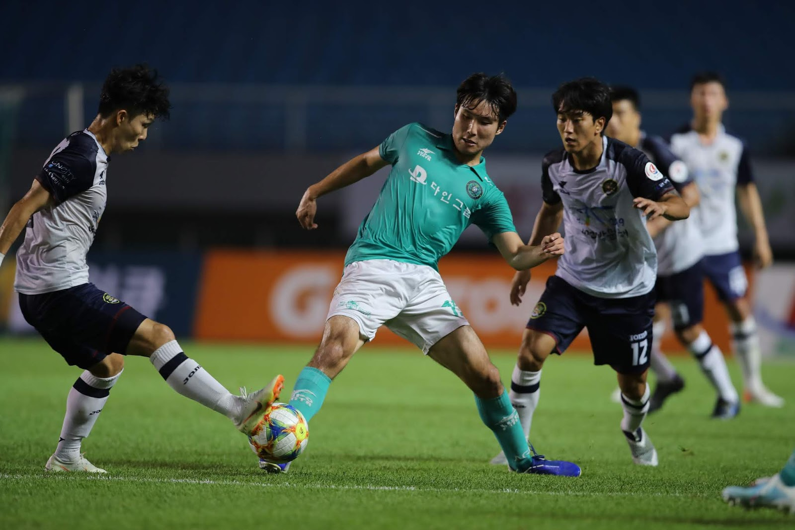 Preview: Daejeon Citizen vs Ansan Greeners K League 2 Round 30