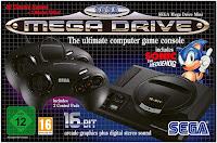 La consola SEGA Mega Drive Mini viene con 42