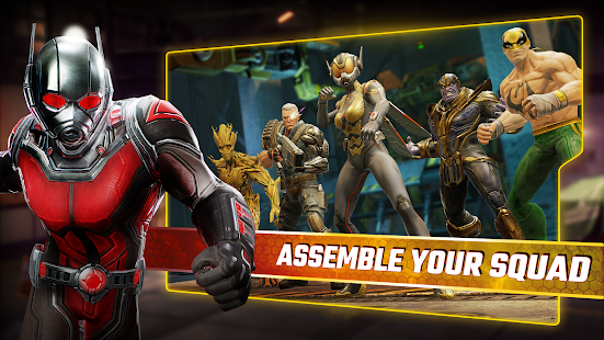 MARVEL Strike Force Mod Apk Download