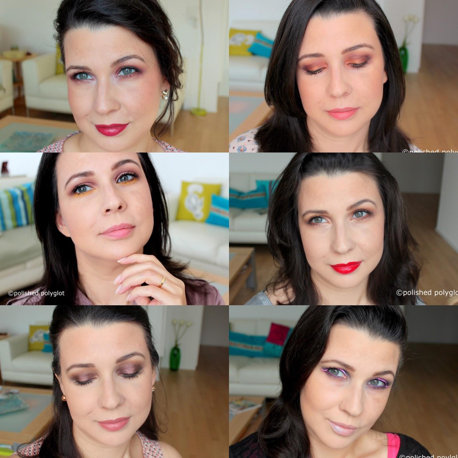 September 2017 Instagram Recap Nails Makeup Reviews