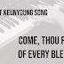 [악보] 복의 근원 강림하사(Come, thou fount of every blessing)_CCM 찬송가 피아노 편곡, 연주(Garritan CFX)