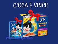 Logo ''Felix Gatti da Marachelle 3'' : vinci 74 forniture di 12 prodotti Felix