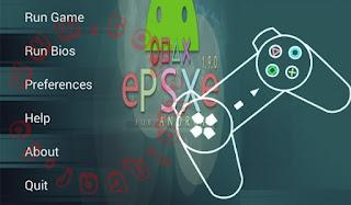 ePSXe for Android v2.0.7 Apk + Bios Terbaru