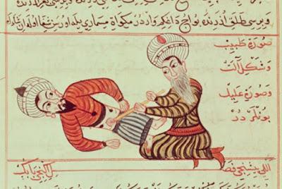 Penyembuhan  Dengan Ruqyah Rasulullah Shallallahu 'Alaihi Wa Sallam