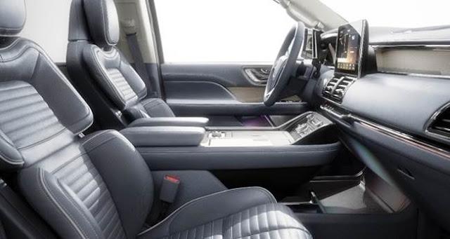 2018 Lincoln Navigator Interior, Release Date, Price