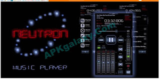 Neutron Music Player v1.86.4 (All Versions) Apk