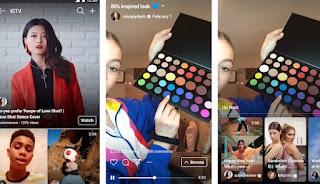 TV Instagram