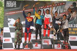 Empat Rider Kudus Menangi Kejuaraan Indonesia Downhill Series Lima 2018