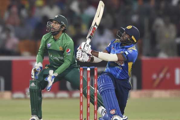 STUNNIG SHOW AT LAHORE | SL REGISTERED 1st T20 SERIES WIN AGAINST PAK
