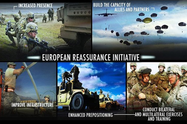 Amerika Serikat Serius Garap Rencana Militer Anti Rusia