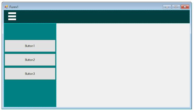 side bar VB.NET