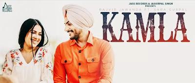 KAMLA Lyrics - Rajvir Jawanda feat. Sara Gurpal