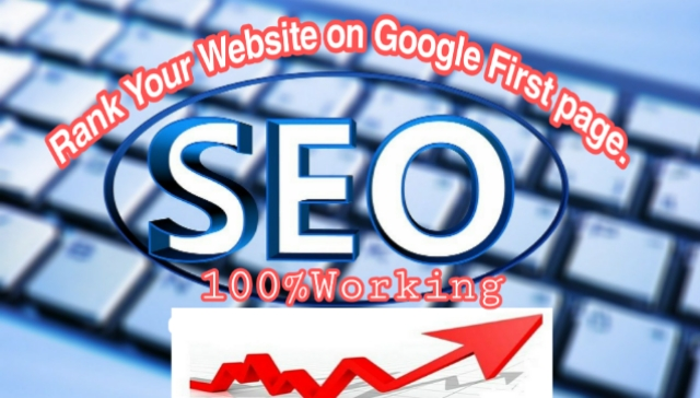 how to rank your website on google first page 2021