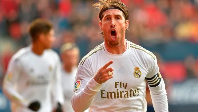 Real Madrid legend: Ramos is an exceptional player