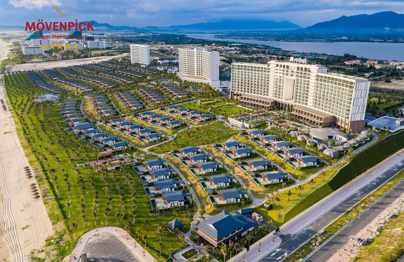 Movenpick Cam Ranh, một dự án bất động sản của Eurowindow.