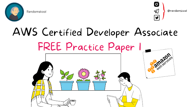 AWS Certified Developer - Associate | Free Practice Test | Practice Test 1 |  AWS Certification