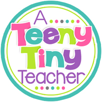 Teeny Tiny Teacher Blog