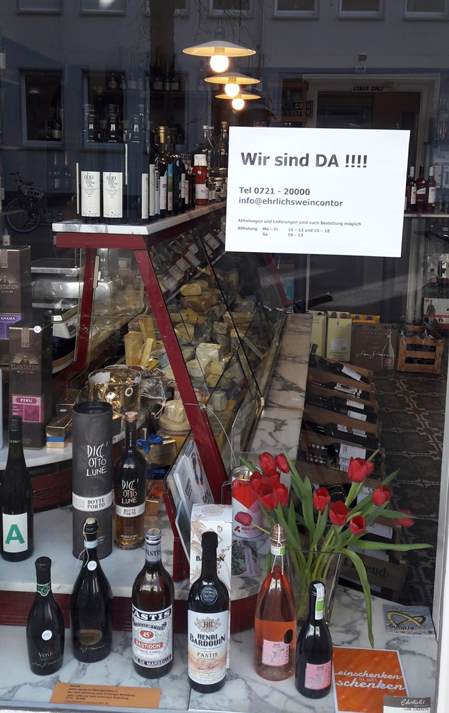 Weinkontor Karlsruhe