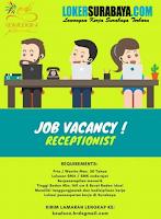 Open Recruitment at Kowloon Surabaya Agustus 2020