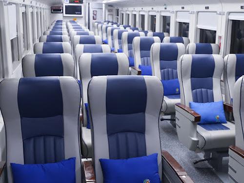 Tiket kereta api tambahan mudik Lebaran 2018