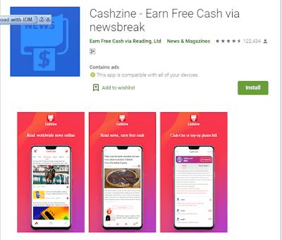 aplikasi buat duit percuma