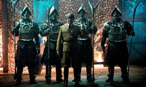 Iron Sky The Coming Race recensione