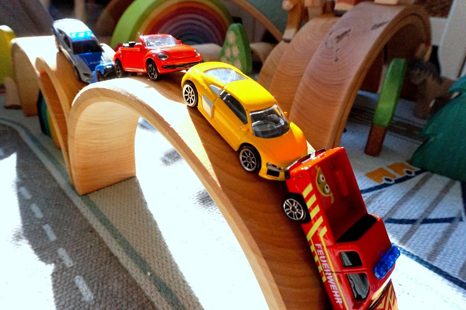 Geschenk Idee Für Kleine Auto Fans Sos Flashers Im Geschenk Set