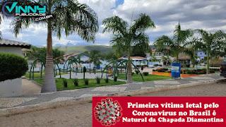 Primeira vítima letal pelo coronavírus