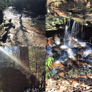 State-Park-PA-Linn-Run-Waterfall-hiking