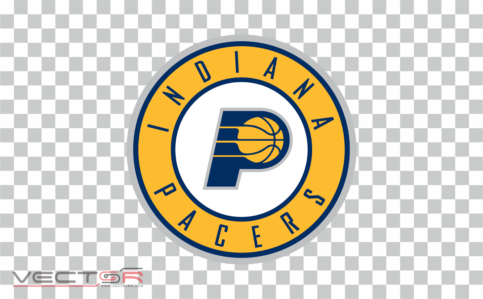 Indiana Pacers Logo - Download .PNG (Portable Network Graphics) Transparent Images